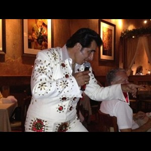 "La Porte City Elvis Impersonator | ""The Mike Valentine Show"""
