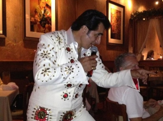 """The Mike Valentine Show"" - Elvis Impersonator - Hickory Hills, IL"