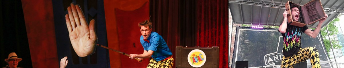 Alex Zerbe - Comedy, Magic and Juggling
