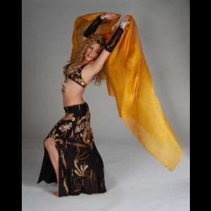 Cascade Belly Dancer | Samantha Fairuz