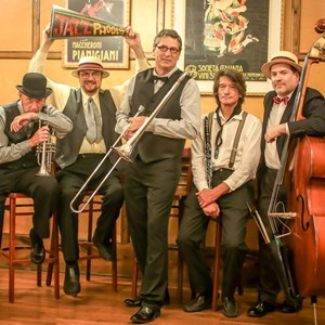 Lady Lake 40s Band | The Jazz Phools