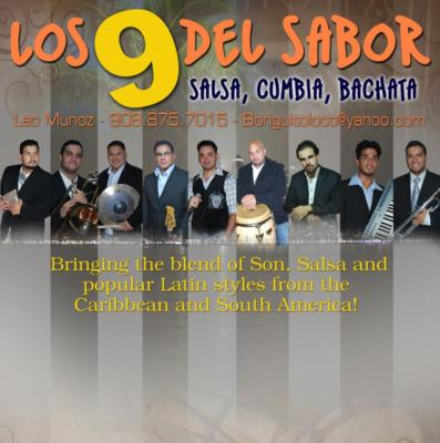 Orquesta Los Nueve Del Sabor | Roselle Park, NJ | Latin Band | Photo #6