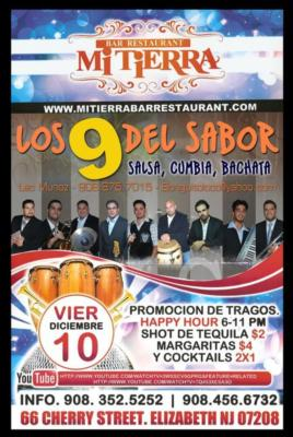 Orquesta Los Nueve Del Sabor | Roselle Park, NJ | Latin Band | Photo #2