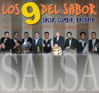 Orquesta Los Nueve Del Sabor | Roselle Park, NJ | Latin Band | Photo #5