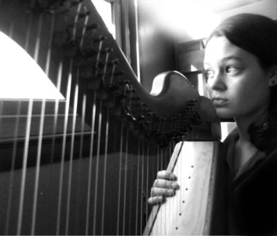 Cora Wiese Moore | Madison, WI | Celtic Harp | Photo #4