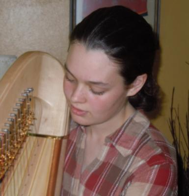 Cora Wiese Moore | Madison, WI | Celtic Harp | Photo #7