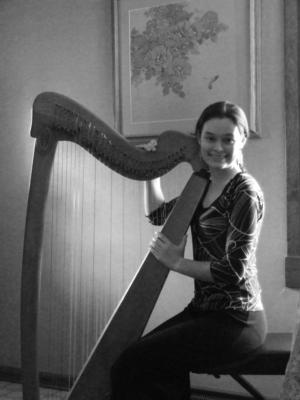 Cora Wiese Moore | Madison, WI | Celtic Harp | Photo #1