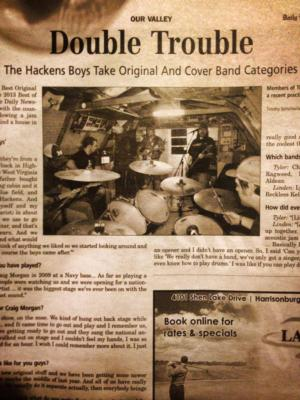 The Hackens Boys | Harrisonburg, VA | Cover Band | Photo #5