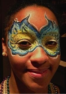 Trish Page | Chicago, IL | Face Painting | Photo #2