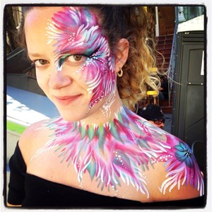 Arbuckle Face Painter | Fantabulous Face Painting