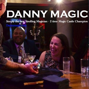 Danny Magic-Strolling Magic Champion