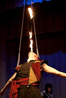 Bacchanal Promotions | Rochester Hills, MI | Circus Act | Photo #24