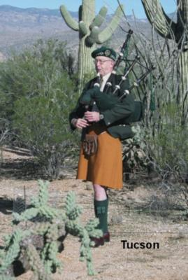 Kevin O'Brien | Baltimore, MD | Bagpipes | Photo #3