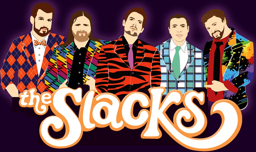 The Slacks - Cover Band - Seattle, WA