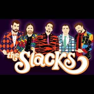 Calgary Soul Band | The Slacks