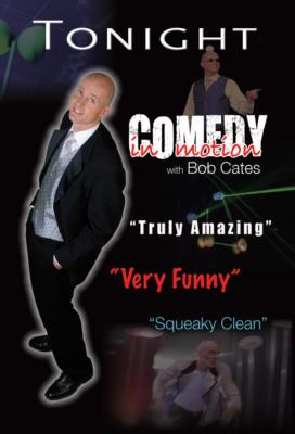 Comedy In Motion with Bob Cates: Amazingly Funny! | Cambridge, ON | Clean Comedian | Photo #17
