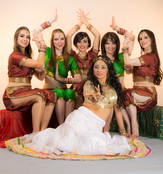 Lunasha Bollywood Dance Company - Bollywood Dancer - Los Angeles, CA