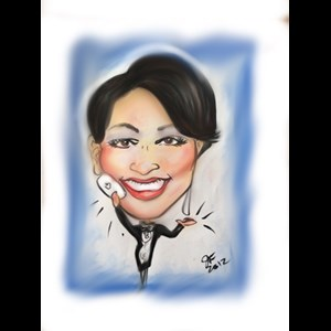 East Liberty Caricaturist | Joni Fleming