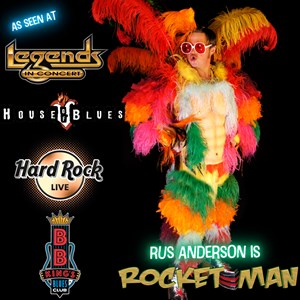 Sarasota Tribute Singer | Rocket Man: The Elton John Tribute
