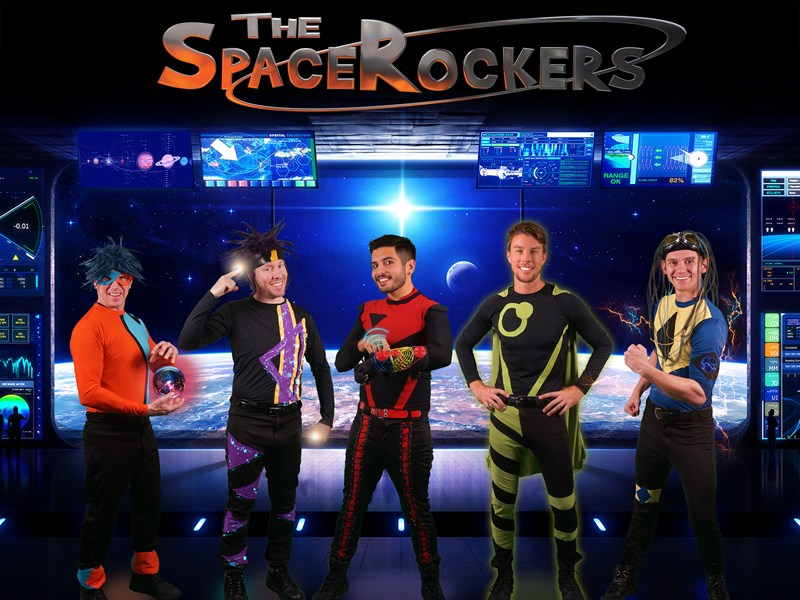 The Space Rockers - Dance Band - Austin, TX