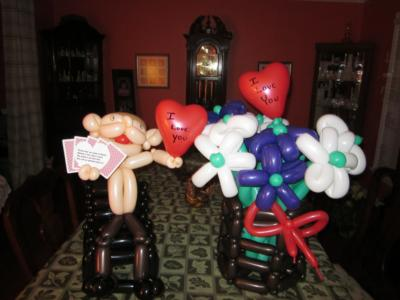 Bonkers T. Clown | New Albany, IN | Balloon Twister | Photo #7