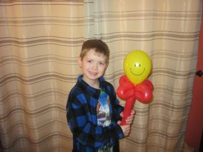 Bonkers T. Clown | New Albany, IN | Balloon Twister | Photo #5