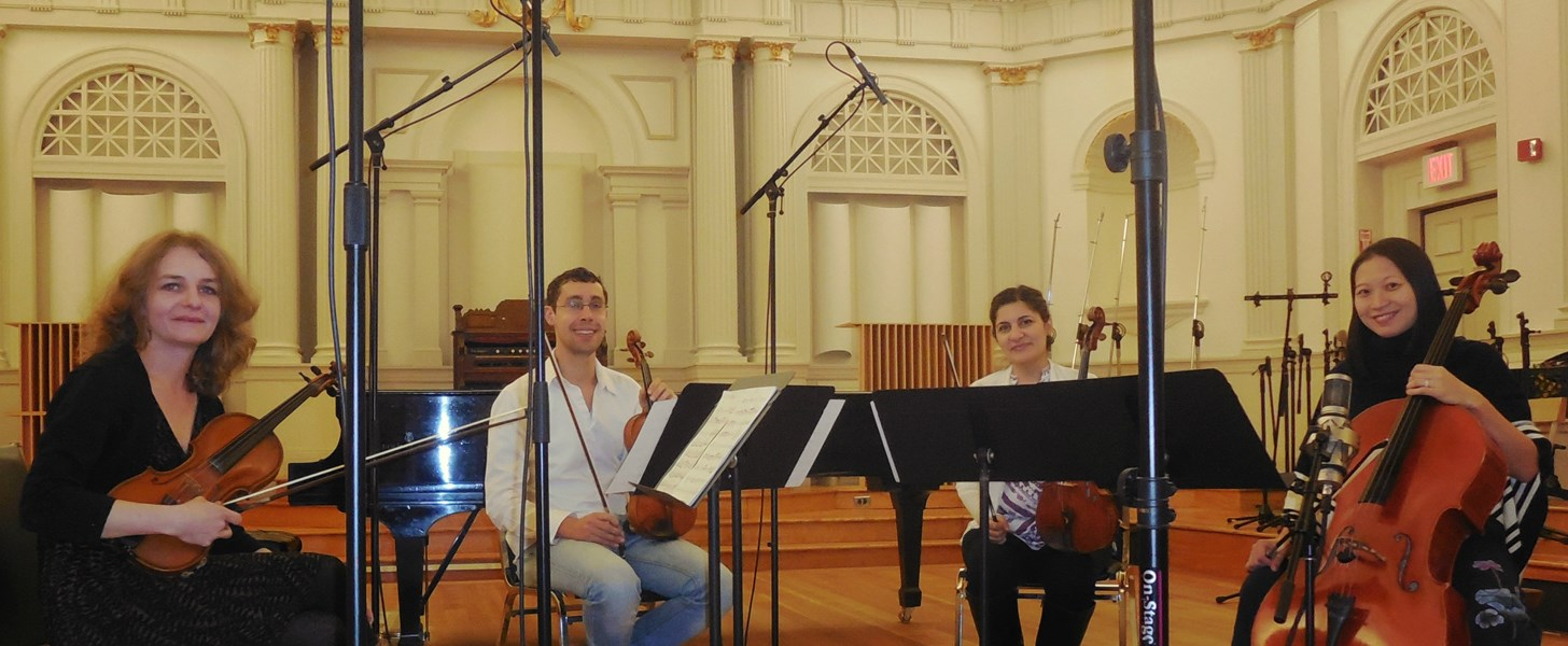 New England String Quartet - String Quartet - Boston, MA