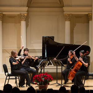 Lyman String Quartet | New England String Quartet