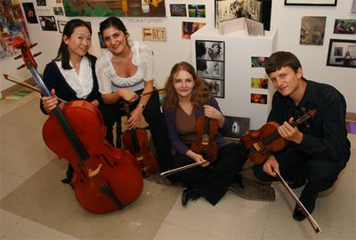 New England String Quartet | Boston, MA | String Quartet | Photo #8