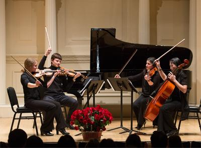 New England String Quartet's Main Photo
