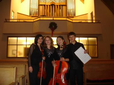 New England String Quartet | Boston, MA | String Quartet | Photo #18