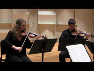 New England String Quartet | Boston, MA | String Quartet | Ravel - String Quartet in F