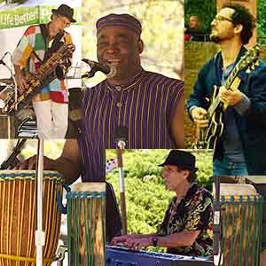 Onye and the Messengers - World Music Band - Santa Rosa, CA