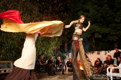 Red Swan | Hollywood, CA | Fire Dancer | Photo #6