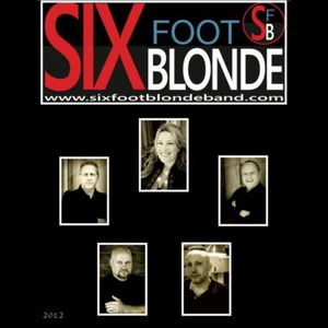 Glouster Top 40 Band | Sixfoot Blonde Band