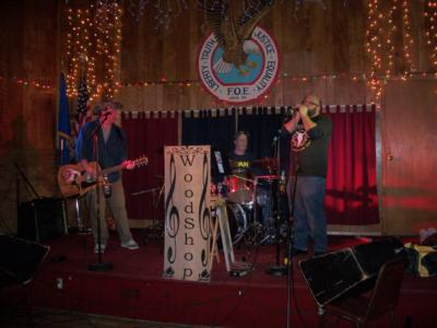 Woodshop | Hudson, WI | Americana Band | Photo #2