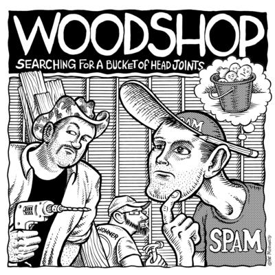 Woodshop | Hudson, WI | Americana Band | Photo #1