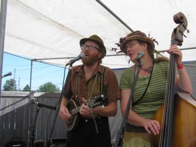 Pickled Okra | Seattle, WA | Bluegrass Band | Photo #3