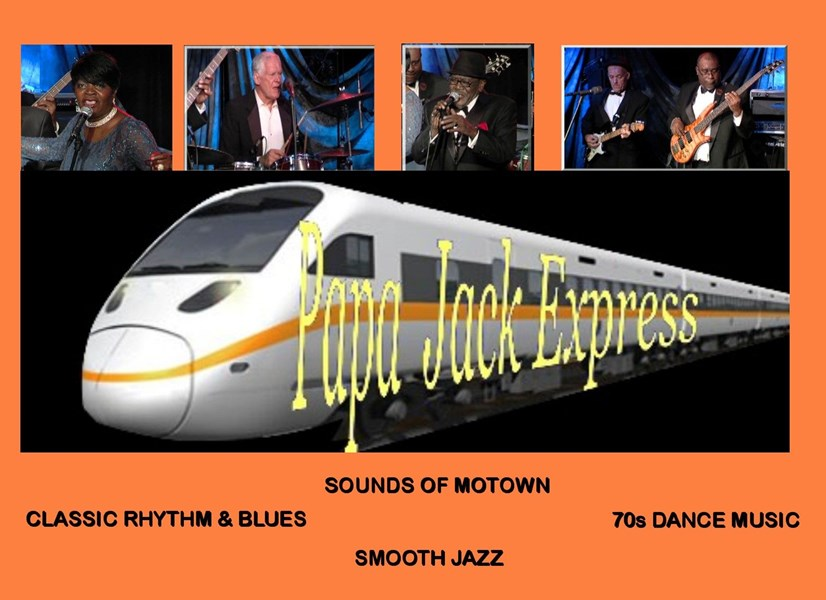 Papa Jack Express - R&B Band - Altamonte Springs, FL