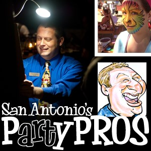 Caricatures & Face Paint by Party Pros - Caricaturist - San Antonio, TX