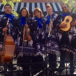 West Hollywood Salsa Band | Mariachi Romanza. Duo, Trio, Quartet or More.