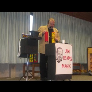 New Haven, IN Clean Comedian | Jim Reams Magic