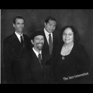Silver Springs 50s Band | Suzanne Brooks. The Jazz Generation