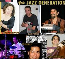 Suzanne Brooks. The Jazz Generation | Sacramento, CA | Jazz Band | Photo #4
