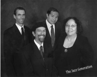 Suzanne Brooks. The Jazz Generation | Sacramento, CA | Jazz Band | Photo #1