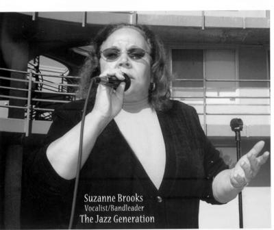 Suzanne Brooks. The Jazz Generation | Sacramento, CA | Jazz Band | Photo #17