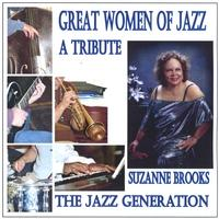 Suzanne Brooks. The Jazz Generation | Sacramento, CA | Jazz Band | Photo #7