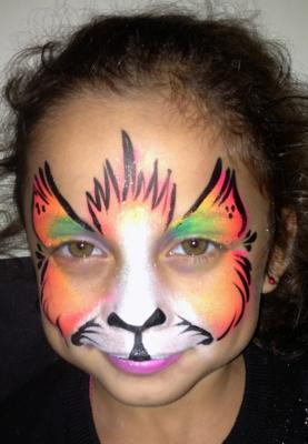 Dream Face Art | Centreville, VA | Face Painting | Photo #1