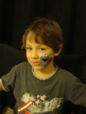 Dream Face Art | Centreville, VA | Face Painting | Photo #4