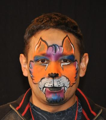 Dream Face Art | Centreville, VA | Face Painting | Photo #7